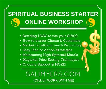 Spiritual Business Starter Workshop (Registration Deadline) – El 9 Shop