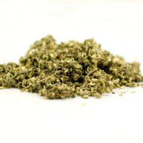 Organic Mugwort ~ Dried Herb (Cut & Sifted)