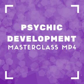 Psychic Development MasterClass Recording